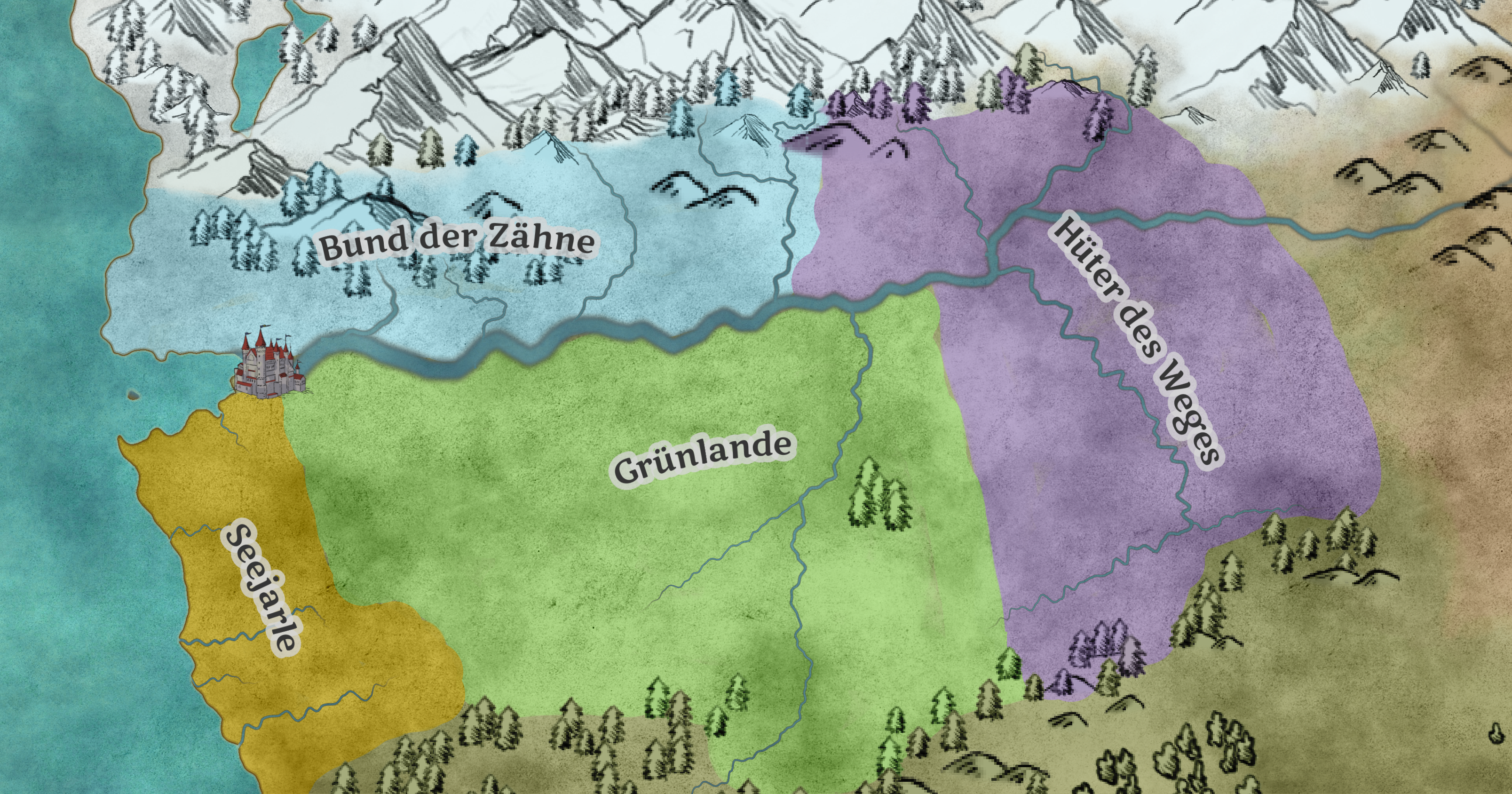 Schnittland-Politisch